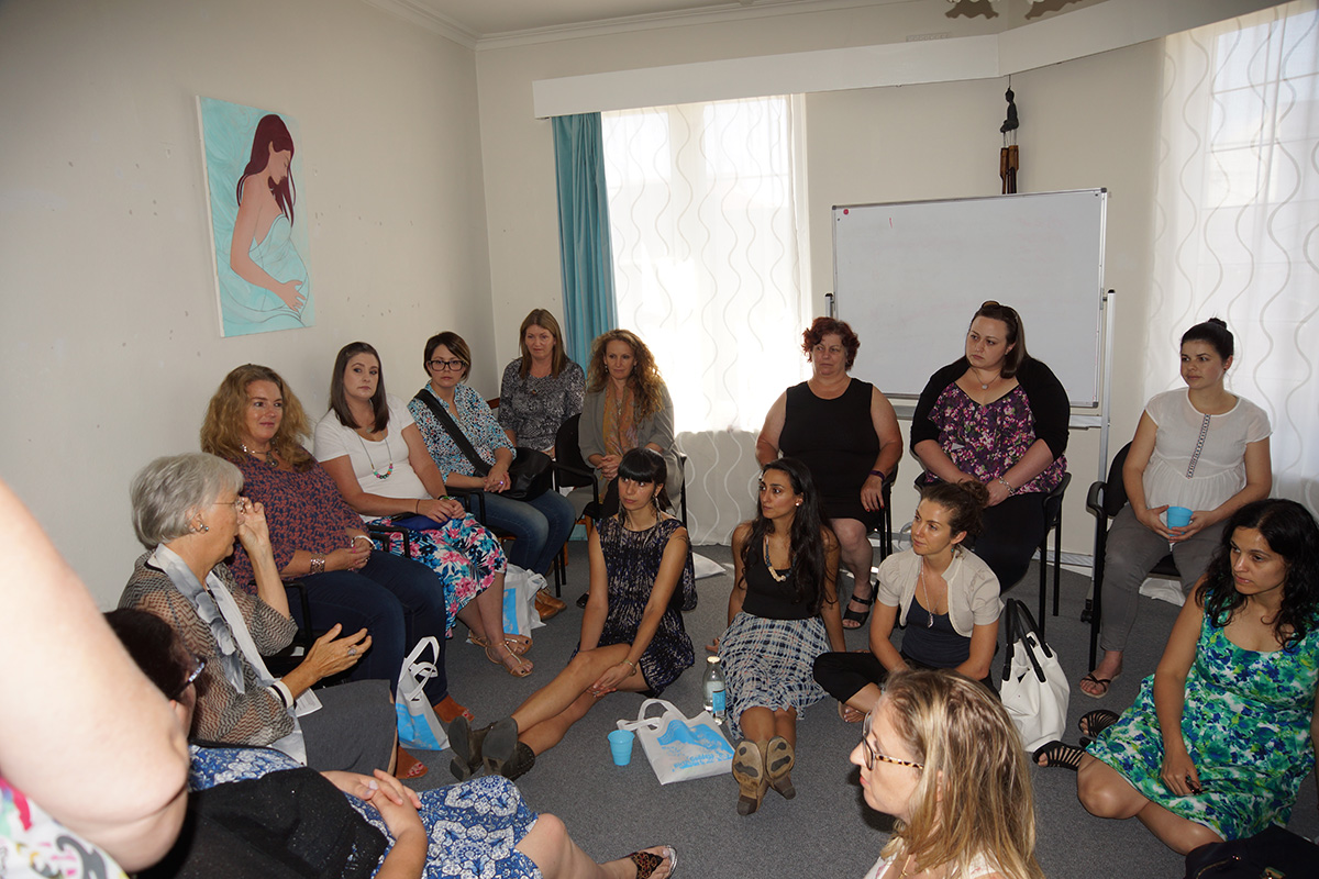 Birth Goddess Book Launch - Melbourne 11