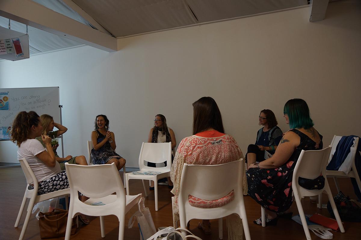 Birth Goddess Book Launch - Sydney 11