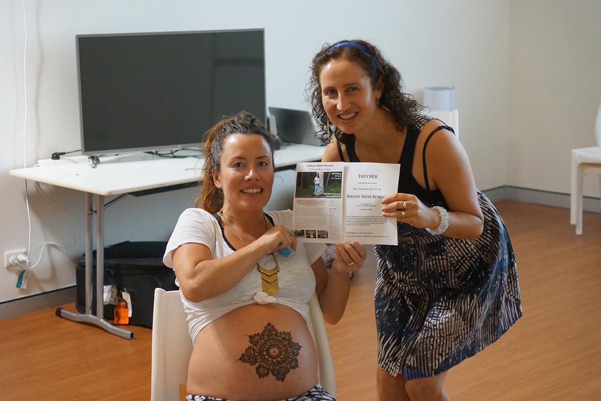 Birth Goddess Book Launch - Sydney 26