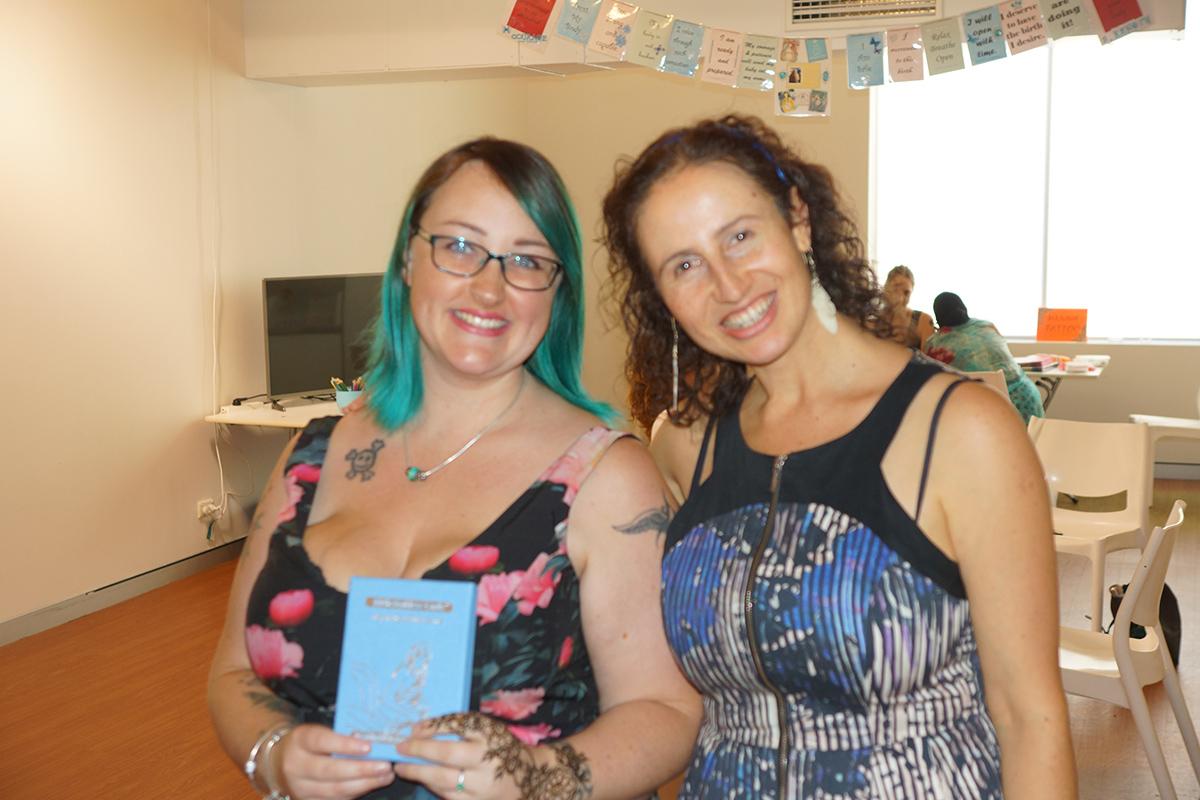Birth Goddess Book Launch - Sydney 31