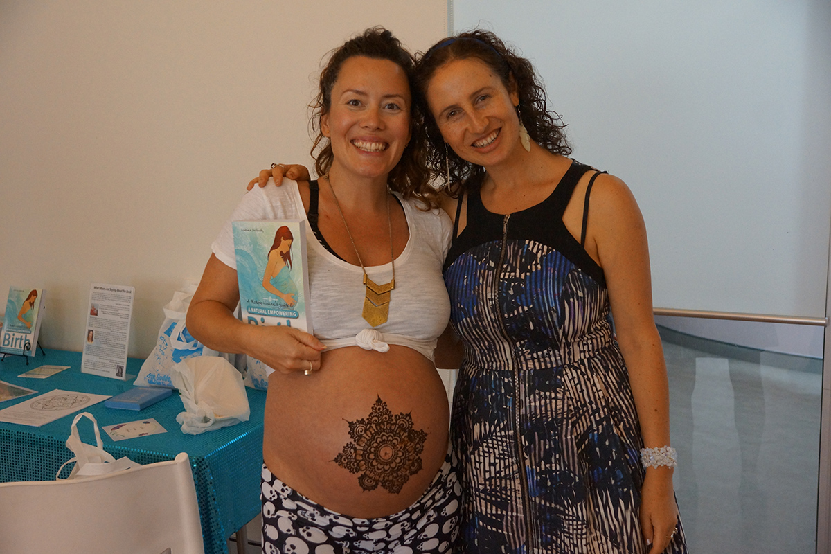Birth Goddess Book Launch - Sydney 35