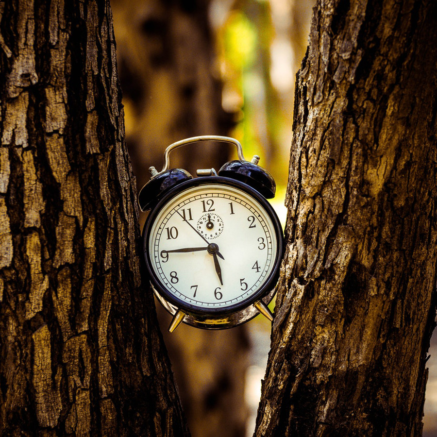 Time To Throw Away the Clock?