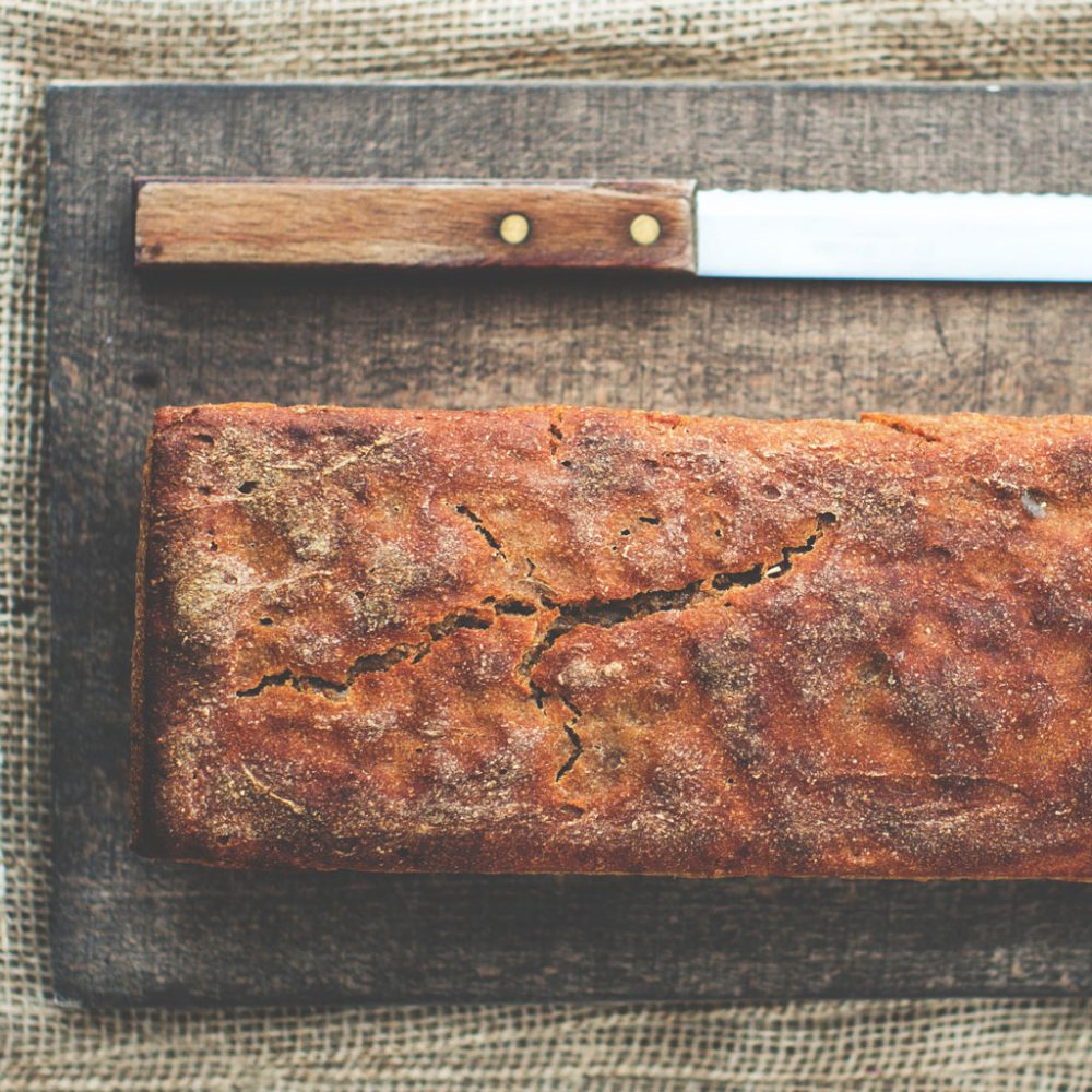 Guilt Free Banana Bread: Pregnant or New Mama Treat – Gluten Free, High Protein