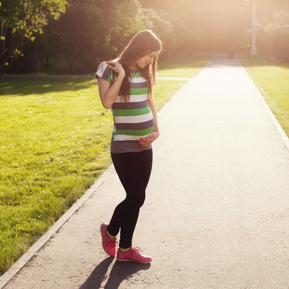3 Great Reasons to Exercise During Pregnancy