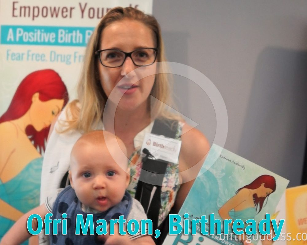 Ofri Marton – Beautiful Book for Anxious Pregnant Mothers