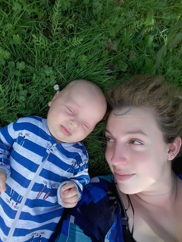 A Breath of Fresh Air After a Natural but Highly Dis-empowering Birth