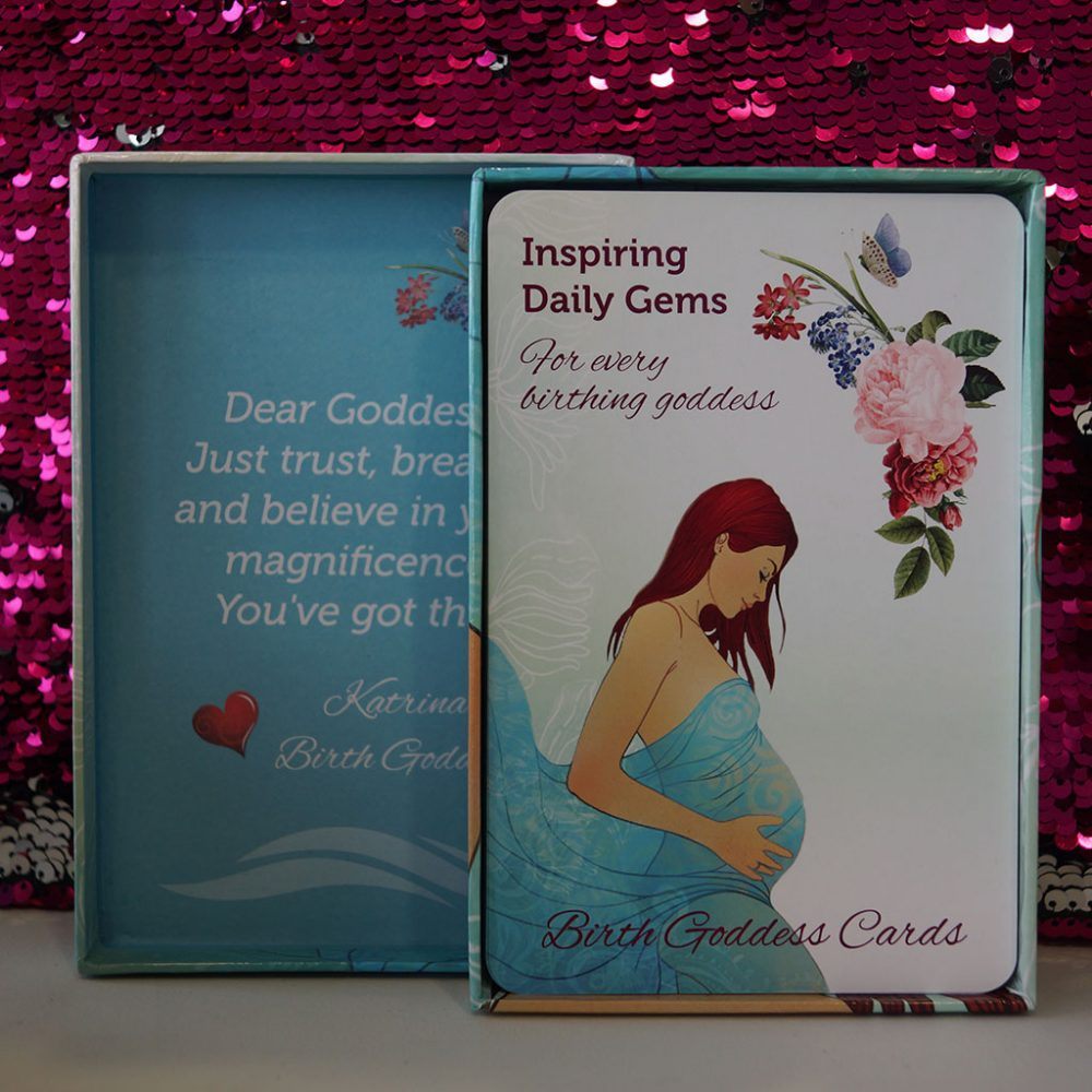 Birth Goddess Cards